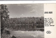 Lake On The Hart Hwy North Of Prince George, British Columbia, Canada, 1920-1940