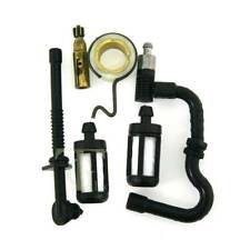 Oil Pump Worm Gear Oil Line Filter Fuel Line Fits Stihl MS180 MS170 018 017 Part