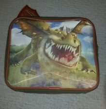 DreamWorks How to Train Your Dragon Insulated Lunchbox New with Tags