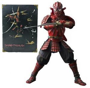 """Spider-Man Meisho Movie Realization Samurai 7"""" Figure Bandai Marvel 23"""