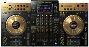 【BRAND NEW】Pioneer DJ Professional All-in-One DJ System XDJ-XZ-N Gold【DHL】