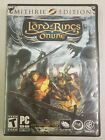 Lord Of The Rings Online Mithril Edition (computer Game / Pc)
