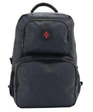 Smell Proof Backpack Black Haversack Rucksack Lockable  Carbon Lined Bag Case