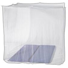 Moskitonetz Mückennetz Mückenschutz - BLACK CREVICE - Bettnetz für Doppelbetten