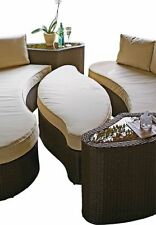 Up to 6 Unbranded 3 Garden & Patio Furniture Sets