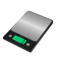 Digital Electronic Food Weight Scale Coffee Roasting Baking LCD Kitchen Scales