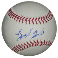 DOMINGO GERMAN AUTOGRAPHED MLB BASEBALL NEW YORK YANKEES ROOKIE PITCHER w/ HOLO
