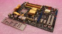 ASUS P5QC LGA775 Socket 775 DDR2 DDR3 PCI-E Motherboard with Intel Q6600 and IO