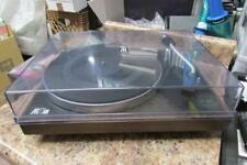 Acoustic Research AR 77XB / AR77XB Turntable w/ Dustcover, New Belt & Headshell