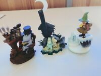 Used Kaiyodo Friends of Moomin Valley Figure Collection 3 types set