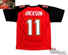 DeSean Jackson Signed Tampa Bay Buccaneers Red Custom Jersey