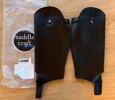 Saddle Craft Elite Gaiter Black Stadwrd XL RRP £41.95