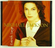 Maxi CD - Michael Jackson - Earth Song - A4423