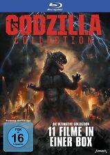 GODZILLA/+ - GODZILLA 11-DISC COLLECTOR'S ED.LIMITED SOFTBOX  11 BLU-RAY NEU