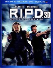 R.I.P.D. (Blu-ray 3D + Blu-ray + DVD + Digital HD UltraViolet), New DVDs