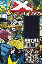 X-Factor (1986) #92 – NM/Mint – double sized – hologram cover!