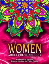 Adult Coloring Books Best Sellers for Women: WOMEN ADULT COLORING BOOKS -...