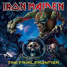 IRON MAIDEN - THE FINAL FRONTIER CD *NEW*
