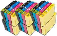 24 T1285 non-OEM Ink Cartridges For Epson T1281-4 Stylus Office BX305F BX305FW