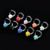 10pcs Swimming Nose Clip Plug Swimming Water Pool Sea Noseclip for Kid Adult