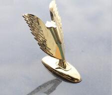 Car Gold Chrome Metal Eagle Wing Hood Truck Badge Emblem Front Sticker