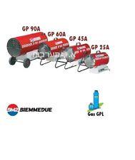 BIEMMEDUE GENERATORE DI ARIA CALDA A GPL BM2 AUTOMATICO mod.  GP 45A