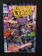 Justice League Annual #1 NM+ 1st Appearance of Perpetua 2019 DC Comics