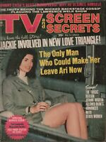 TV and Screen Secrets September 1970 Jackie Kennedy Jeanne Martin 062019AME2