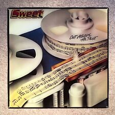 SWEET Cut Above The Rest Coaster Record Cover Ceramic Tile