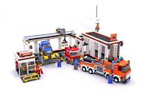 Lego 7642: Garage and Tow Truck (Complete Set, No Box)