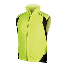 Endura Laser Gilet New! Large Mens! Cycling Hi-vis Road MTB Last One!
