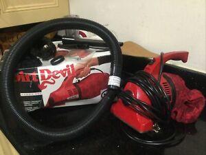 Dirt Devil Handy Plus 550UK Hand Vacuum Cleaner Car Hoover Stairs Caravan Great