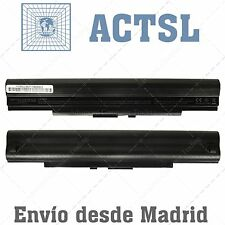 Batería para ASUS U30J 14.8V 4400mAh