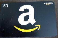 $50 AMAZON GIFT CARD - NEW