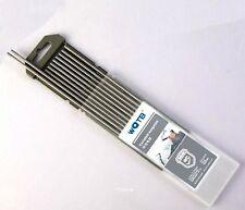 10pcs Cerium Tungsten Electrodes 1.6mmx150mm  1.6*150mm