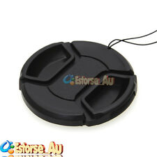 52mm Camera Snap-on Front Lens Cap Cover For Nikon D3300 18-55mm Lens