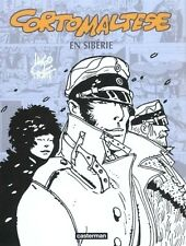 EO HUGO PRATT + VERSION COULEURS CARTONNÉE : CORTO MALTESE EN SIBÉRIE