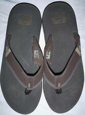 REEF Mens Size 14 Waterproof Flip Flop Sandals w/ Bottle Opener Sole