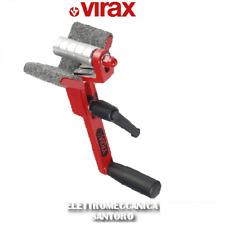 SBAVATORE BISELLATRICE VIRAX PER TUBI DI PLASTICA 32-250 mm
