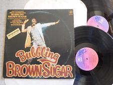 Bubbling Brown Sugar - Original London Cast Recording - 2 LP GATEFOLD
