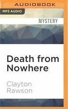Don Diavolo Mysteries: Death from Nowhere by Clayton Rawson (2016, MP3 CD,...