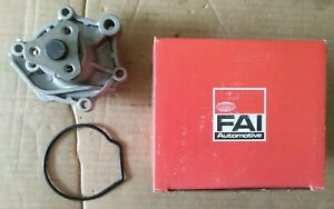 Honda Accord 2.0 MK3 1985 to 1989 Water Pump FAI WP2947