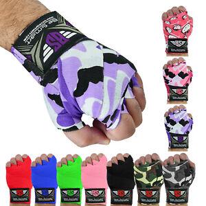 "Hand Wraps 180"" Bandages UFC Inner Boxing Gloves MMA Muay Thai Kick Boxing 4.5 M"