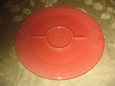 Fiesta Platter Chips & Dip Retired HOMER LAUGHLIN 12 PLATTER 2 COLORS AVAILABLE