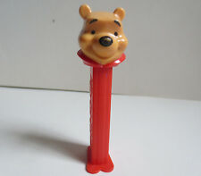 Disney Winnie The Pooh  Footed Pez Dispenser- Made in Hungary