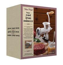 cast iron mincer No 5