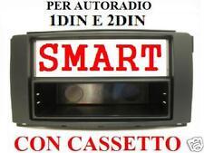 MASCHERINA 2DIN AUTORADIO SMART FOR TWO 2007 2 DIN 1DIN