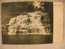 ANTIQUE 100 Year  OLD POSTCARD BUTTERMILK FALLS PENNSYLVANIA Wilkes Barre