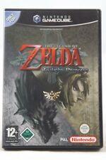The Legend of Zelda: Twilight Princess (Nintendo Gamecube) Spiel in OVP