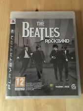 The Beatles Rockband Playstation 3, Pal España (NUEVO) Precintado